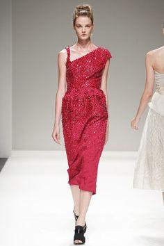 New York Fashion Week, SS '14, Bibhu Mohapatra