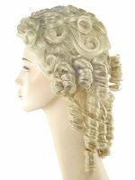 19th Century  Vogue wigs Saloon Girl Ancestor $30