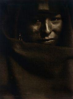 Bears One, Dakota Sioux, by Gertrude Käsebier, 1902