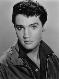 Elvis Presley, c. 1959. (I was 8 years old....and already thought he was sooo cute!!)