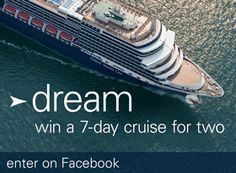 Holland America Blog » Blog Archive » Holland America Line Announces Plans for New Ship!