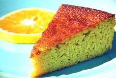 Paleo Orange Cake