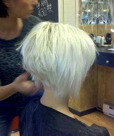 15 Short Blonde Hair Cuts | http://www.short-haircut.com/15-short-blonde-hair-cuts.html