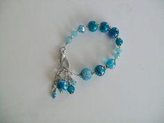 Boho bling bracelet #6 - $17