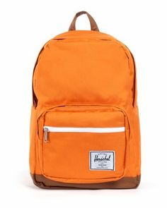 78f600597ab7 This Herschel backpack has pockets galore with a front zipper pocket