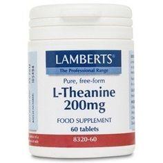 Lamberts pure, free form L-Theanine 200mg (60 Tablets) Lamberts http://www.amazon.co.uk/dp/B003H3COBK/ref=cm_sw_r_pi_dp_TlTiub0XGRDAV