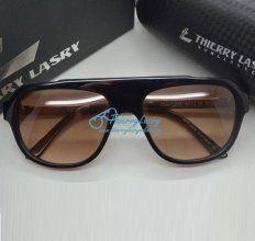 Thierry Lasry Century Sunglasses 101 Black