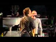 Bruce Springsteen-No Surrender (with Brian Fallon of The Gaslight Anthem) HQ