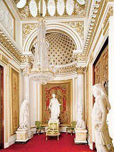 Buckingham Palace Guard Room