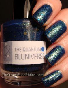 NerdLacquer The Quantum Bluniverse.