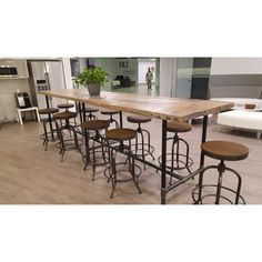 liked on polyvore featuring home furniture tables dining tables home u0026 living office white bar height table bar height dining table