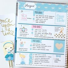 #twolilbees Planner Tips, Planner Layout, Goals Planner, Filofax, Printable Planner, Planner Stickers, Digital Bullet Journal, Mini Happy Planner, Planner Decorating