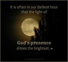 Heartprints of God: Especially Then~<3