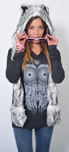 Dream Owl Hoodies!