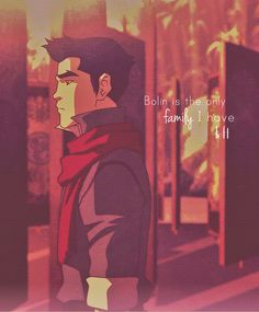 """""""If anything happened to him…""""  Oh Mako, Korra's a part of your family now too."""