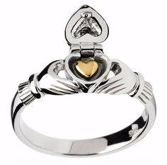 Ladies Claddagh Ring ANU3000