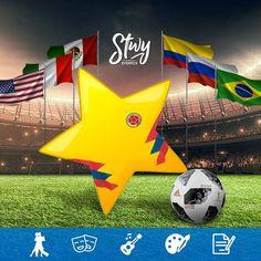 En #stwyeventos ya! estamos en #modomundialista y tenemos variedad de #espectáculos para todo tipo de #eventos .  #gol de #colombia   57 3176908799 57 3117826496 info@stwyeventos.com   #planeaciónestratégica #planeacióneventos #colombianevents #eventsproduction #stars #colombiantalent #colombianshows #ejecucióneventos  #opcionesmundialistas #vamoscolombia #goldecolombia #freestylefootball #showdeportivo #golll #goldebrasil #zabivaka #worldcup2018 #soccerworld #usa #urrs #rusia2018…