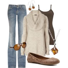 All About the Amber, created by alttra on Polyvore