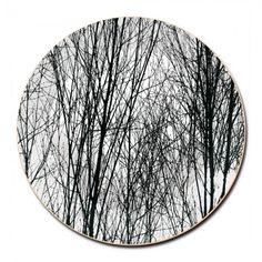 """Platzteller """"Young Trees"""""""