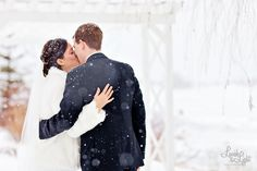Love, love, LOVE winter weddings!!!