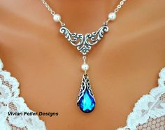 Google Image Result for https://www.vivianfeilerdesigns.com/images/Bermuda%2520Blue%2520Victorian%2520Necklace%2520with%2520pearls%25206.jpg