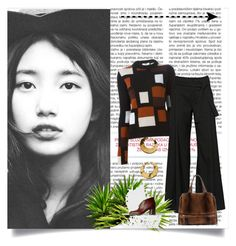 """""""Untitled #63"""" by lys-wangen on Polyvore featuring Fendi, A.F. Vandevorst and Givenchy"""