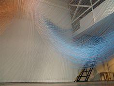ball nogues studio | string installation
