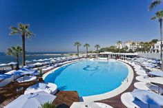 Ocean Club kicks of summer 2015 with the famous white & silver opening party on 1st May.