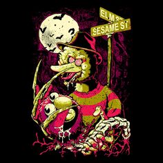 Nightmare-On-Sesame-Street