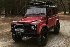 Mad Rover Land Rover Defender Imports   HiConsumption