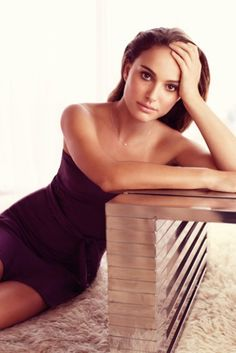 Natalie Portman♥ I admire her so much.