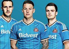 Sunderland AFC 2014/15 adidas Away Kit