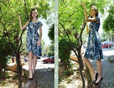 Φόρεμα Vintage vol.2 (κωδ.K16A504)  Dress code: K16A504  Shop online: http://www.johnnyjo.gr/shop/dresses/%CF%86%CF%8C%CF%81%CE%B5%CE%BC%CE%B1-vintage-2/