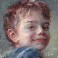 The Crying Boy is a mass-produced print of a painting by Italian painter Bruno Amadio