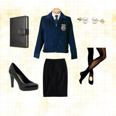 remember to take your convertible tights and pencil skirt :) never forget extra panty hose and lots of hair spray! Ffa Official Dress, Official Dresses, Country Girls, Country Style, Dress Codes, A Team, Tights, Fashion Looks, My Style