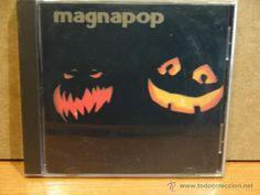 MAGNAPOP. MISMO TÍTULO. CD / SAM RECORDS - 1991. AUSTRIA. 9 TEMAS. CALIDAD LUJO.