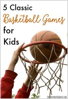 The Inspired Treehouse - BASKETBALL GAMES FOR KIDS - Perfect for a summer afternoon at the park, or right in your own driveway! Basketball games are a great way to work on coordination. Basketball Drills For Kids, Basketball Shorts Girls, Basketball Games For Kids, Basketball Schedule, Basketball Birthday Parties, Basketball Workouts, Basketball Hoop, Basketball Players, Basketball Legends