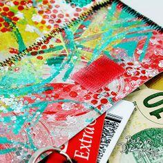 Balzer designs/art journal website