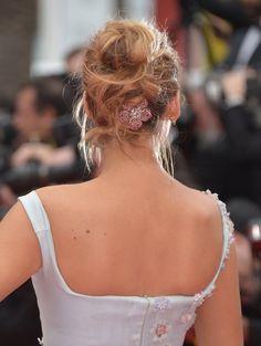 La actriz, que espera su segundo hijo, una de las más destacadas de la alfombra roja de Cannes
