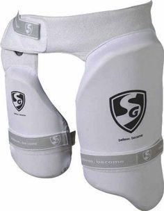 Sg Ultimate Combo Thigh Pads For Men Cricket Free Shipping