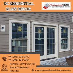 If you are looking for a window glass repair service in the DC area? Professional glass window repair and services provides the best and professional window glass repair and replacement service in Washington DC. #DCWindowglassrepair #DCResidentialglassrepair #DCemergencyboardup #brokenSkylightRepair #SkylightRepair #SlidingDoorGlassRepair #PatioDoorGlassRepair Window Glass Repair, Falls Church, Best Windows, Patio Doors, Skylight, Prompt, Sliding Doors, Glass Door, Washington Dc
