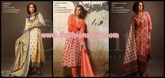 Orient Textiles Winter 2012 Collection For Women