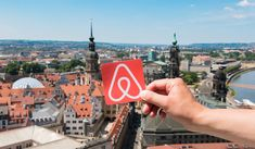 The travel accommodation business has upped its marketing spend by 175% in the second quarter of 2021, helping to drive a 300% revenue boost. Sales And Marketing, Marketing Digital, What Is Airbnb, Airbnb Website, Dresden Germany, Airbnb Host, Olympic Committee, Brand Building, Business Travel