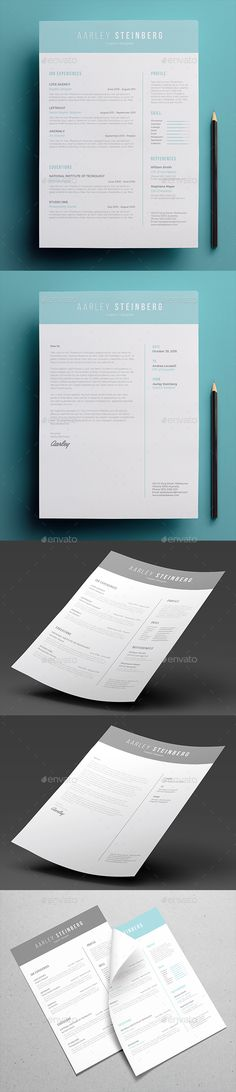 Minimalist Resume 03 by aarleykaiven Minimalist Resume is a clean, simple and modern layout for your application letter. Make your resume looks professional. Very easy