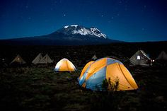 WT—Camping on the Mountain—Wilderness Travel