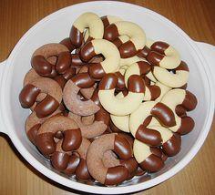 Puddingkipferl, ein sehr schönes Rezept aus der Kategorie Kekse & Plätzchen. Bewertungen: 282. Durchschnitt: Ø 4,2.