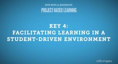 This link provides a gateway to a series of videos that help emphasize ways to assess students as they go about a project. At the end of the page, there is also a link to two articles on project-based learning that would be useful to look at. Problem Based Learning, Inquiry Based Learning, Project Based Learning, Early Learning, Feedback For Students, Gifted Students, Social Skills Autism, Teacher Tools, Teacher Stuff