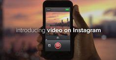 Instagram introduces videos