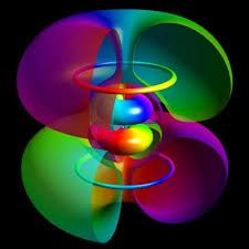 Quantum Mechanics - Probability Cloud In classical mechanics, particles occupy, at any given time, some definite position in space. Theoretical Physics, Quantum Physics, Quantum World, Quantum Entanglement, New Scientist, String Theory, Quantum Mechanics, Science And Nature, Constellations