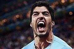 #Mundial2014 Luis Suarez